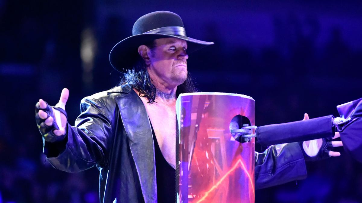 A Career Retrospective on The Undertaker
